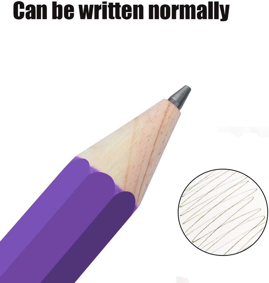 By BUSHIBU Big Pencils For Kid Giant Wooden Jumbo Pencil So Cool ...