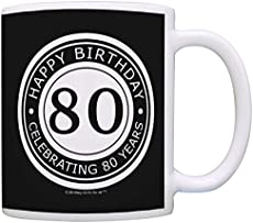 80th Birthday Gifts For All Happy Celebratin