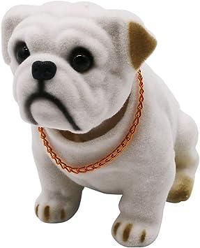 Car Bobblehead Shaking Head Toys Auto Puppy Display Decor Dashboard Nodding Toy