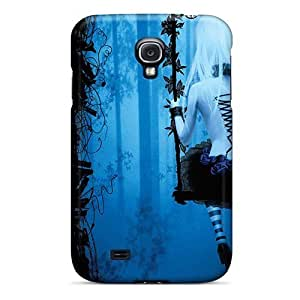 DUONG3565IzYgY Tpu Phone Case With Fashionable Look For Galaxy S4 - Emo Emo Doll