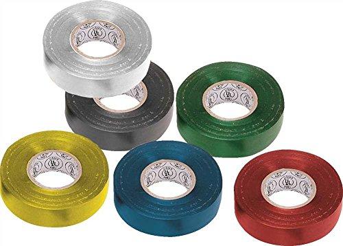 National Brand Alternative 2489339 Marking Tape (10 Pack), 3/4'' x 22 yd, Blue - 2489339 by National Brand Alternative