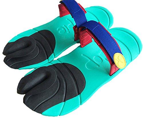 Zapatillas Slip-on Yaga Sandalia De Playa Beach Mule Zapatillas Antideslizantes De Piscina Sole Slide De Baño Para Hombre Size Blueblack