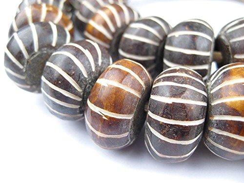 Chevron Trade Bead - 2