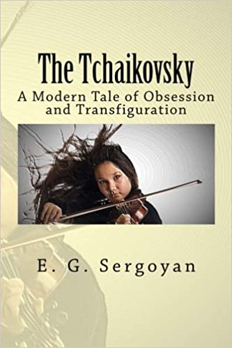 Amazon com: The Tchaikovsky (9781535127219): E G Sergoyan: Books