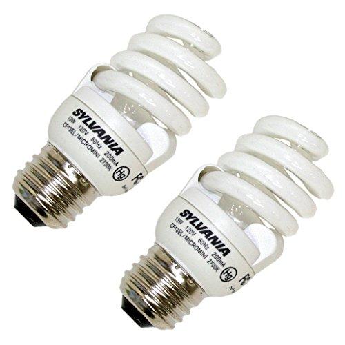 Sylvania 29727 Fluorescent Screwbase MICROMINI