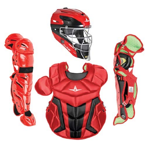All-Star Inter System7 Axis Elite Pro Catcher's Set by All-Star