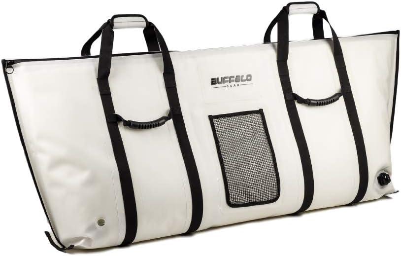 Amazon.com: Buffalo Gear - Bolsa isotérmica para pescado ...