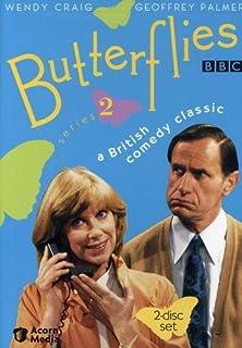 Amazoncom Butterflies Series 1 Wendy Craig Geoffrey