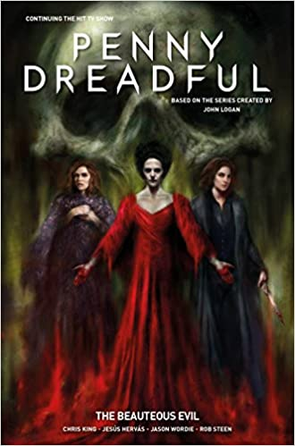 Penny Dreadful The Ongoing Series Volume 2 The Beauteous Evil