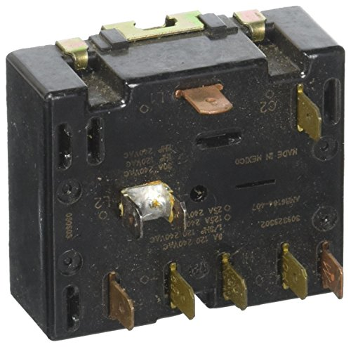 Frigidaire Genuine 309329302 Air Conditioner Push Button Switch - Frigidaire Push Button