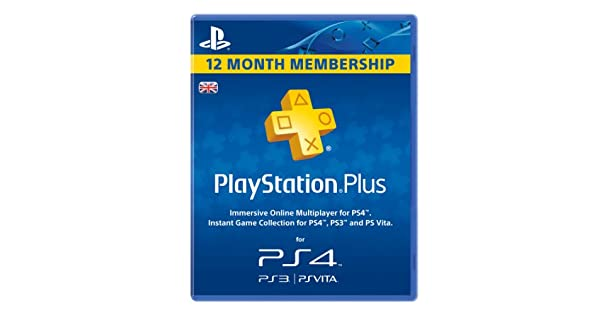Amazon.com: Sony Playstation Plus PSN 365 Día Membership ...