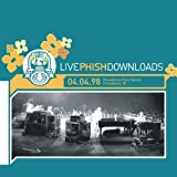LivePhish 04/04/98 by Phish (2005-07-19)