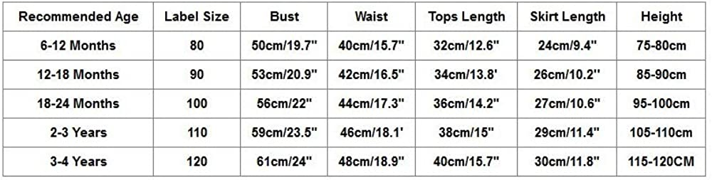 Jchen TM Baby Girl Christmas Set Infant Little Girl Long Sleeve Ruffle Tops Feather Print Strap Skirt Outfits for 0-4 Y