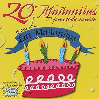 20 Mananitas (Para Toda La Ocasion Warner 1336324)