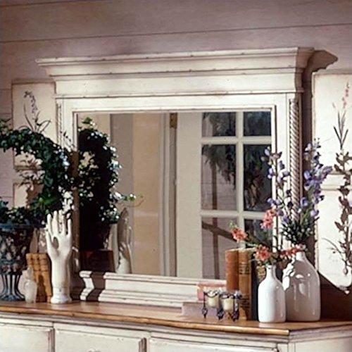 Hillsdale Wilshire Wood - Hillsdale House Furniture Wilshire Antique Mirror