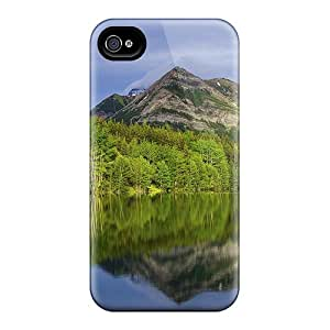 New Fashionable AlikonAdama Xwu9690yXWZ Covers Cases Specially Made For Iphone 6(alberta Lake Canada)