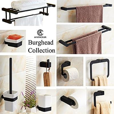 MARMOLUX ACC Burghead Series 20800 Bath Towel Bar hardware holders