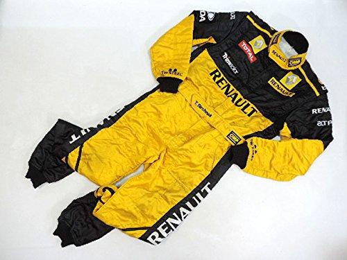 ルノー 2010年 支給品 OMP製 メカニック用 レーシングスーツ 2/5
