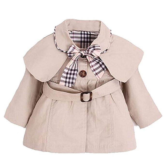 Giacche Bambina Autunno Cappotti Bambina 3 Anni Giacca Per
