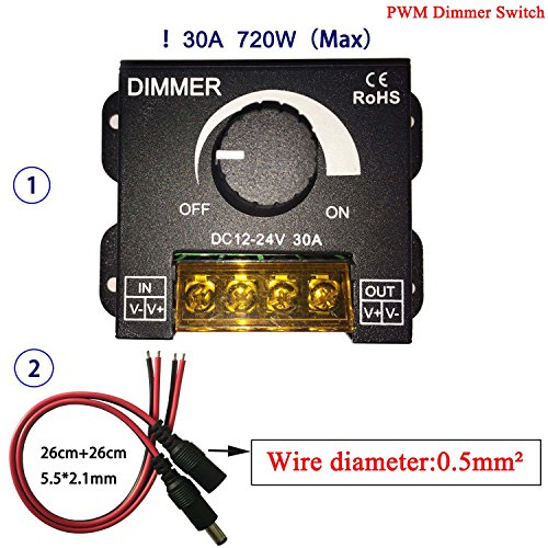 Low Voltage Landscape Light Dimmer