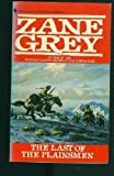 The Last of the Plainsmen, Zane Grey, 0553285467