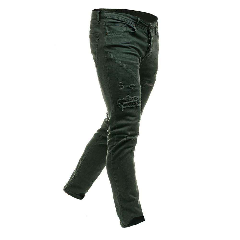 2012b312721f3 CIELLTE Pantalons Pantalons Homme de Sport avec Poche Classique Pantalon de Travail  Militaire Trousers Sarouel Loisir ...