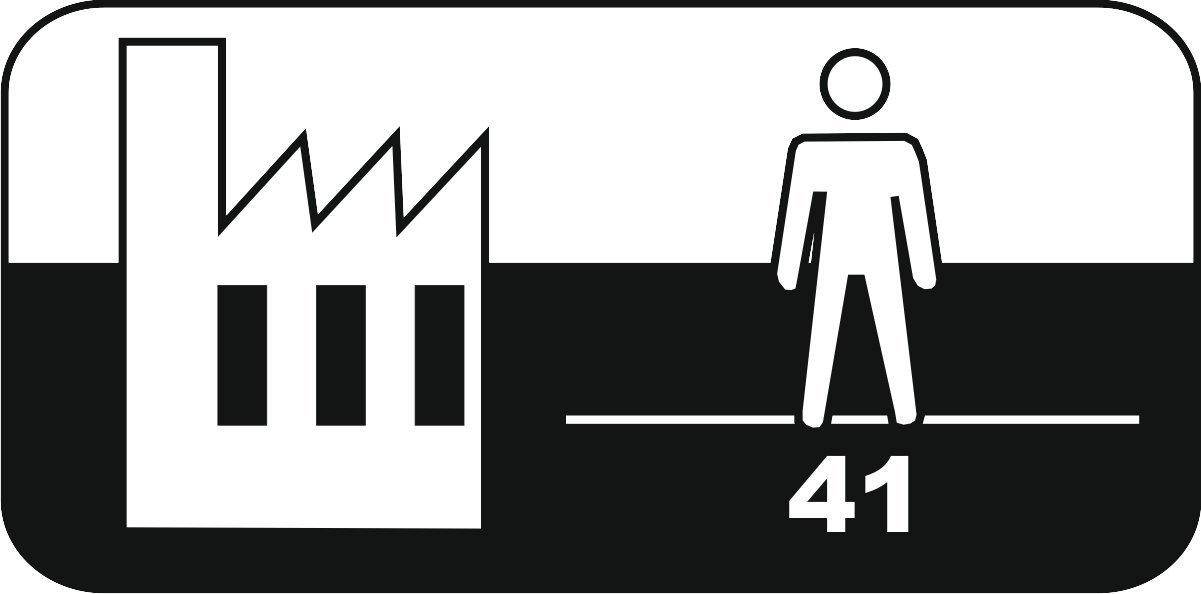 WASSERFEST Vinylboden Musterst/ück, Wintereiche Designboden RIGID-Massivdiele 4,2 mm stark mit 0,3 mm Nutzschicht 35 cm L/änge - TRECOR/® Klick Vinylboden Sie kaufen 1 Musterst/ück mit ca