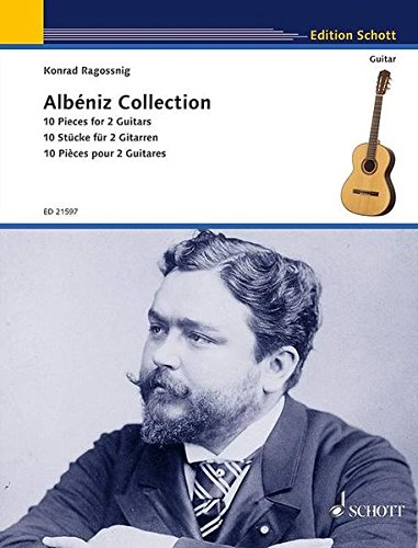 Albeniz Collection: 10 Pieces for 2 Guitars (English, German and French Edition) PDF