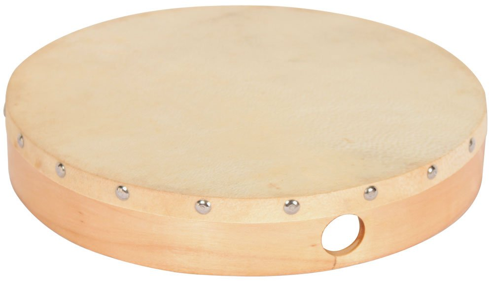 Music Treasures Co. 10-Inch Bodhran with Mallet