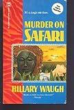 Murder on Safari, Hillary Waugh, 0373260296