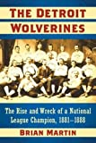 The Detroit Wolverines: The Rise and Wreck of a National League Champion, 1881–1888