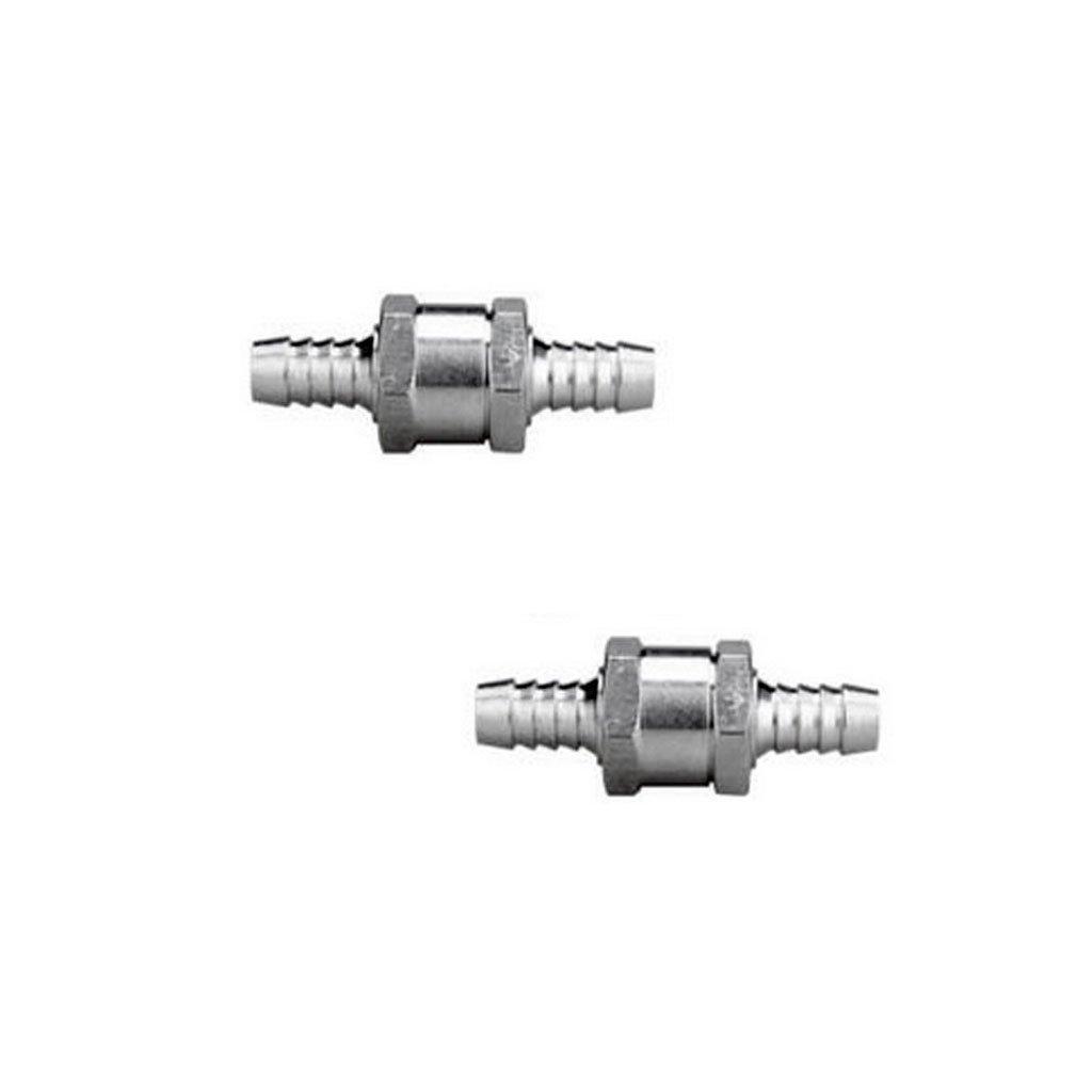 2 PC 6m Agua Diesel Gasolina Aceite de Vá lvula de No Retorno de La Lí nea de Combustible de Una Forma de Verificació n Generic