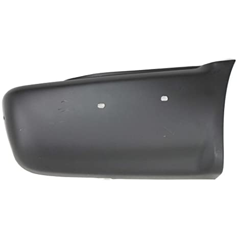 Plastic Rear Passenger Side Bumper End For Blazer 98-04 Primed