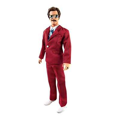 Beeline Creative 10016641 Anchorman Ron Burgundy 13 in. Tall Talking Action Figure: Toys & Games [5Bkhe0306467]
