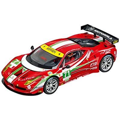 Carrera Evolution 20027426 - Voiture De Circuit - Ferrari 458 Italia Gt2 Af Corse - No.71, 2012