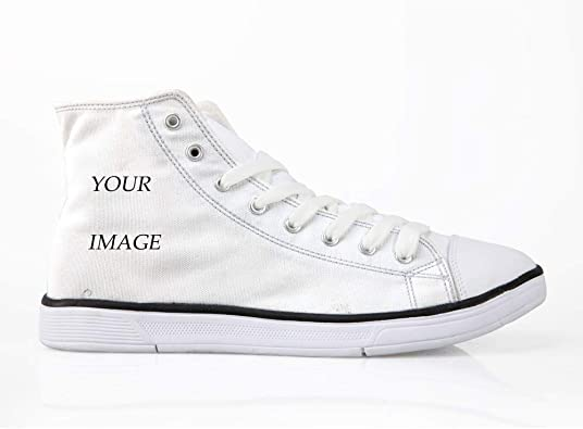 Freewander Fashion Design Shoes for Girls High Top Lace Casual Shoes