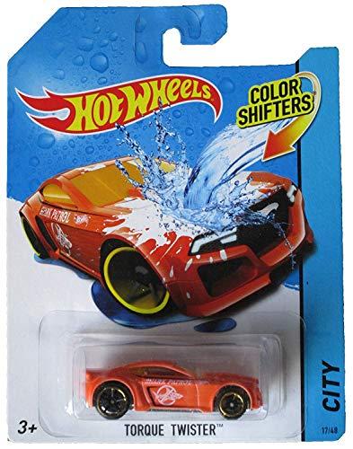 Torque Twister - Hot Wheels 2014 City - Color Shifters - Torque Twister 17/48
