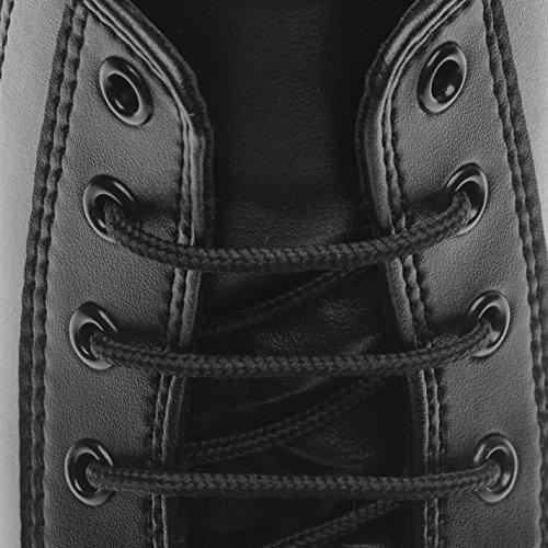 Zip Requisite Femmes Jodhpur Ruskin Bottes Noir Décontractée Ixp8Aqawpn