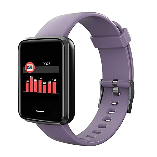 Smartwatch Impermeable de Pantalla de 1,3 Pulgadas, NFC SmartWatch ...