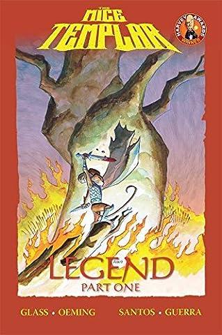 Mice Templar Volume 4.1: Legend Part 1 TP by Bryan J. L. Glass (2014-03-11) (Mice Templar Vol 3)