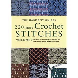 300 Crochet Stitches