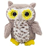 Wild Planet - All About Nature - K7842 - Peluche - Hibou - 15 Cm