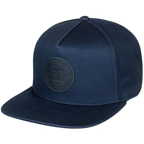 Dc Shoes Era - DC Apparel Men's Proceeder Snapback Hat, Sodalite Blue, 1SZ