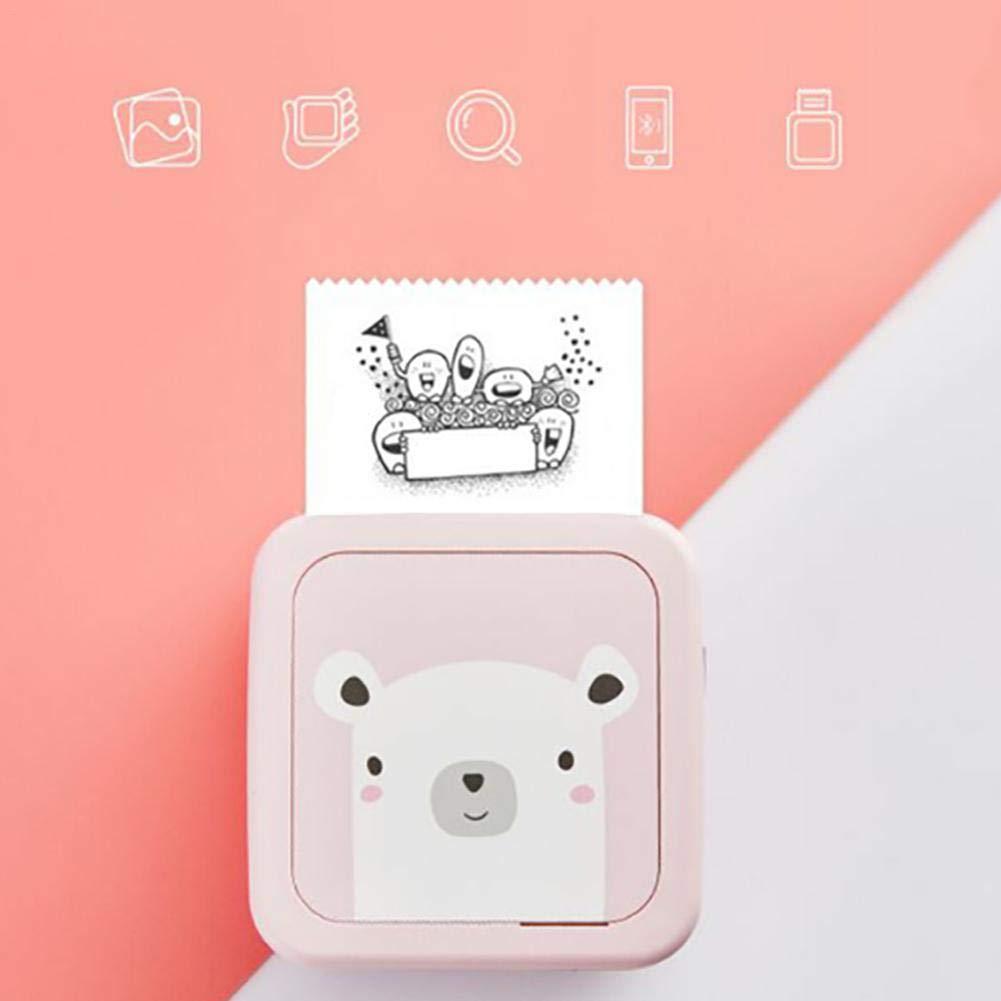 TODAYTOP - Impresora térmica para teléfono móvil, mini Wi-Fi ...