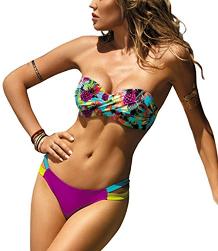 Floral Chic Bikini Set in Australia - 7