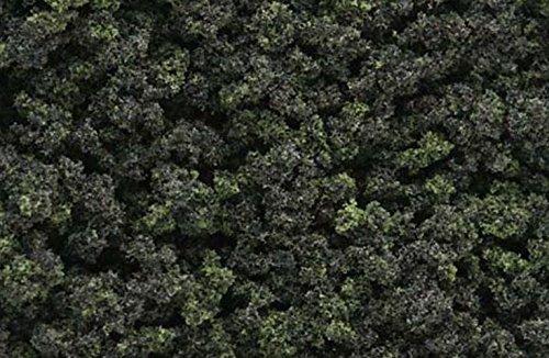 Forest Blend Underbrush Clump-Foliage Woodland (Woodland Scenics Underbrush Foliage)
