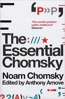 Book's Cover of The Essential Chomsky (Inglés) Tapa blanda – 27 noviembre 2008