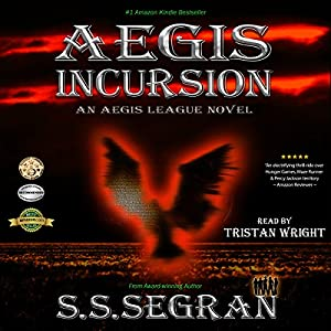 Aegis Incursion Audiobook