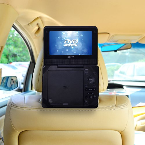 tfy-car-headrest-mount-for-portable-dvd-player-7-inch-for-sony-dvp-fx750-sony-dvp-fx780-and-more