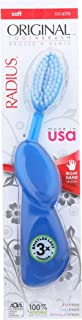 product image for RADIUS (NOT A CASE) Original Right Hand Toothbrush Colors May Vary, 1 Toothbrush